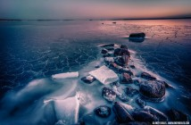 Finland-Frozen-Sea