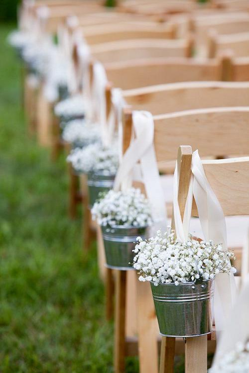 rustic-babys-breath-flowers-wedding-chair-decor